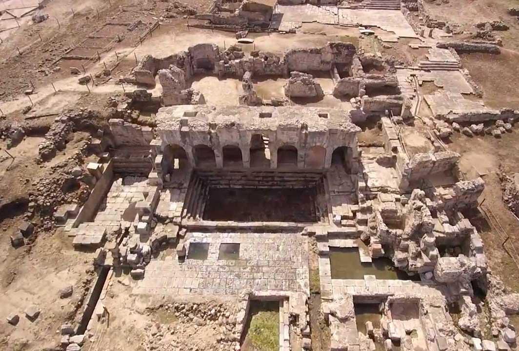 Forum traiani - Fordongianus