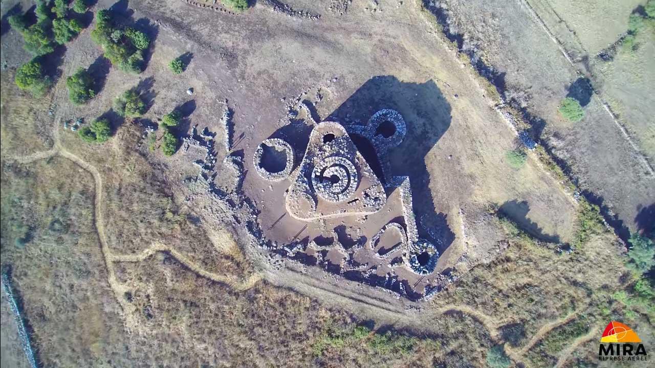 Nuraghe Losa - Abbasanta - Oristano